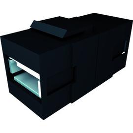 917.120 BACHMANN USB A/A3.0 Keystone Modul schwarz Produktbild