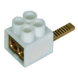 900589 DEHN Stiftanschlussklemme 2x16mm² zur Durchgangsverdrahtung Produktbild