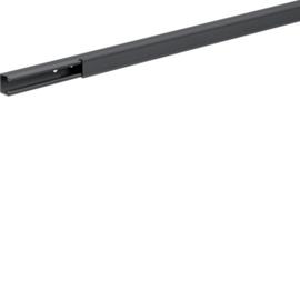 LF1501509011 HAGER Leitungsführungskanal 15x15,gr.schwarz Produktbild