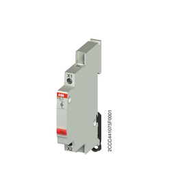2CCA703421R0001 ABB Leuchtmelder LED E219-C48 rt Produktbild