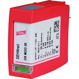 953011 DEHN Überspannungsableiter Typ 3 Schutzmodul 2-polig 30V für DEHNrail M Produktbild