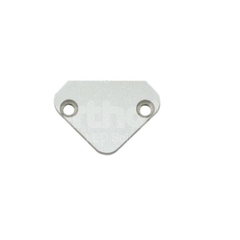 62399466 Barthelme BARdolino Angolo Endkappen, 2 Stück, inkl. 4 Schrauben Produktbild