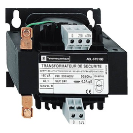 ABL6TS10U SCHNEIDER E PHASEO STEUERTRAFO 230-400V/230V 100VA Produktbild