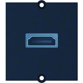 917.143 Bachmann Rahmen HDMI Schraubklemme Produktbild