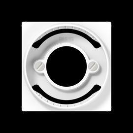 A 537BFPLWW Jung Abdeckung f. Lichtsignal alpinweiß Produktbild