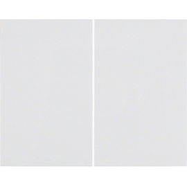 85142179 BERKER K.x NEP Taste 2fach polarweiß Produktbild