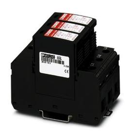 2800189 Phoenix Überspannungsableiter 4p VAL-MS-T1/T2 335/12,5/3+0 Produktbild