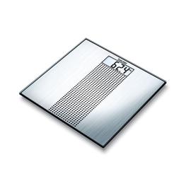 743.05 (5) Beurer GS 36 Personenwaage Edelstahl-Applik. 180kg gr. LED Display Produktbild