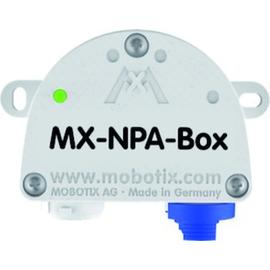 MX-OPT-NPA1-EXT Mobotix PoE-Injektor IP65, -30 bis +60 °C IEEE 802.3af Produktbild