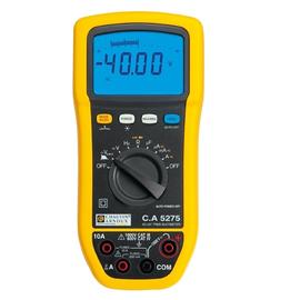 P01196775 CHAUVIN Multimeter CA 5275 inkl.Tasche Produktbild