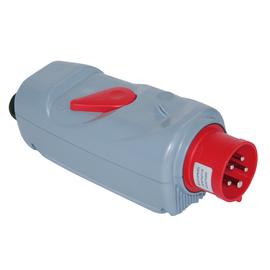 54025160 PCE Motorschutzstecker 5x32A 6h 10-16A (ohne Bügel) Produktbild