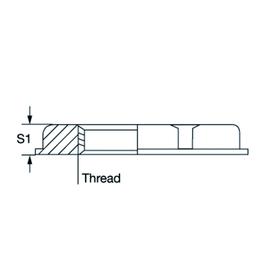 1772470000 WEIDMÜLLER SKMU M25 - K GR Kabelverschraubung (Elektro Produktbild
