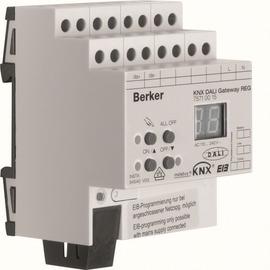 75710015 Berker DALI Gateway KNX/EIB REG Produktbild