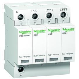 A9L40600 Schneider Acti9 IPRD40 3P+N Typ2(C) Überspannungableiter steckb. Produktbild