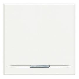 HD4915M2 Bticino Wippe 2 mod white Produktbild