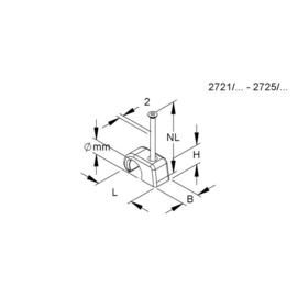2723/25 KLEINHUIS BI-Krallenschellen Produktbild