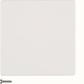85141129 BERKER Q.x NEP Taste 1fach polarweiß samt Produktbild
