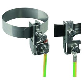 540104 Dehn Bandrohrschelle für EX- Bereiche 27-89mm Klemmbereich niro Produktbild