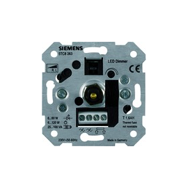 5TC8263 SIEMENS DREHDIMMER EINSATZ 6-120W - LED Produktbild