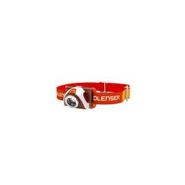 6104 LED-Lenser SEO3 LED-Stirnlampe Orange 90-Lumen inkl. 1xAAA Produktbild