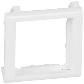 080291 LEGRAND MSC Tragring Panel 2mod ws Produktbild