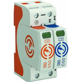 5093522 Obo V50 1+NPE 280 CombiController V50 einpolig mit NPE 28 Produktbild