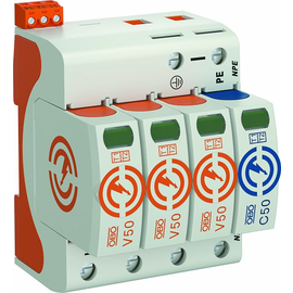 5093533 Obo V50 3+NPE+FS 280 CombiController V50 dreipolig mit NPE+F Produktbild