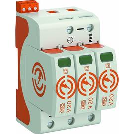 5095283 Obo V20 3+FS 280 SurgeController V20 dreipolig mit FS 280V Produktbild