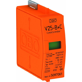 5097061 Obo V25 B+C 0 385 CombiController V25 Oberteil 385V Produktbild