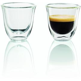5513214591 DeLonghi Espresso Glas 2er Set Produktbild
