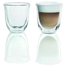 5513214601 DeLonghi Cappuccino Glas 2er Set Produktbild