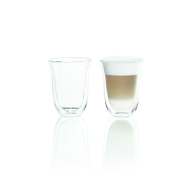 5513214611 DeLonghi Latte Macchiato Glas 2er Set Produktbild