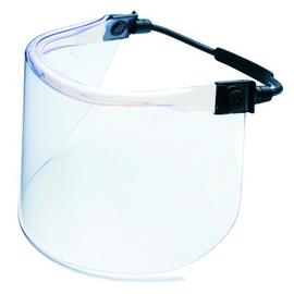 711145 Eltropa Elektriker Gesichtschutz- schirm DIN EN 166 glasklar (140211) Produktbild