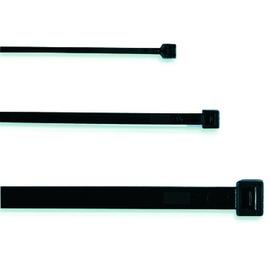 142089 ELTROPA KABELBINDER 100x2,5mm UV- BESTÄNDIG SCHWARZ Produktbild