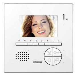 """344522 Bticino Classe 100 V12E Video Hausstation AP 4,3"""", 4-Bedientasten, Produktbild"""