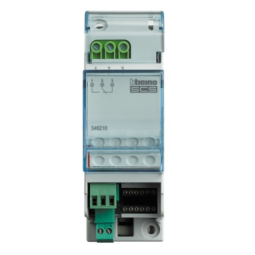 346210 Bticino Aktivator 2-Draht Produktbild Front View L