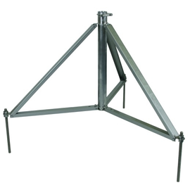 105290 DEHN Dreibeinstativ klappbar f. Rohre D 40-50mm L 4,0-5,5m NW 10° NIRO Produktbild