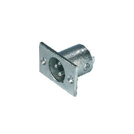 XLR-3MC Valueline XLR-Einbaustecker 3-polig Produktbild