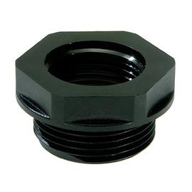 10064725 Wiska EX-KRM 25/20 Reduzierung Atex rund RAL 9005 Schwarz Produktbild