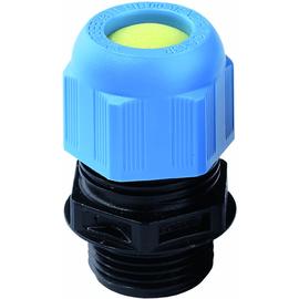 10103389 Wiska ATex ESLE-L-i-20 Anbau verschraubung M20x1,5 Gewinde lang Blau Produktbild