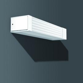 40125.002.1 RZB Linienleuchte 2xE14 mit Steckdose Produktbild