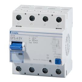 09134818 Doepke DFS4 040-4/0,03 A EV Fehlerstromschutzschalter Produktbild