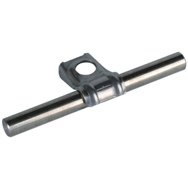 202169 DEHN Einschraubenüberleger DEHNQUICK NIRO f. Rd 6-10mm B 6,5mm Produktbild