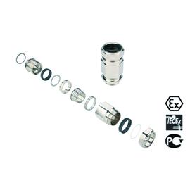 1083280000 WEIDMÜLLER KDSU M20 BN O NI 1 G16 Kabelverschraubung (Ex.-, E Produktbild