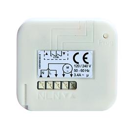 1811244 SOMFY Funkempfänger für Rolläden UP bis zu 12 RTS Sender / 3 Sensoren Produktbild