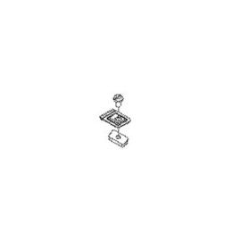 289707 NIEDAX KLWC 16 Trennsteg- befestigungsklemme Produktbild