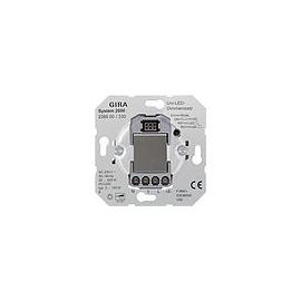 238500 Gira Tastdimmer LED-Dimm-Einsatz Produktbild