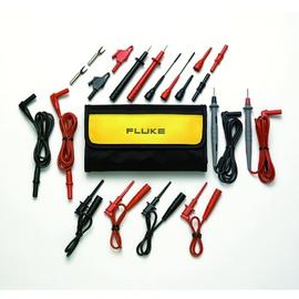 1277073 FLUKE Messleitung TL81A Elektronik-Messleitungssatz Delux Produktbild