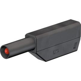 22.2657-21 Multi Contact SLS425-SE/Q/N 4 mm Einzelstecker komplett schwarz Produktbild