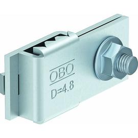 6016694 Obo VEK GRM 3.9 FS Verbindungs- und Erdungsklemme für GR Magic 42x19x11 Produktbild